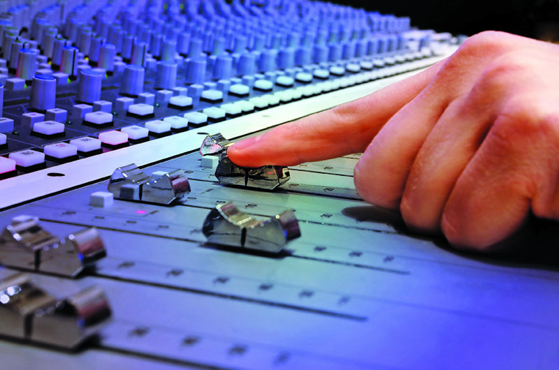 Sound Equipment for Studios and Concerts