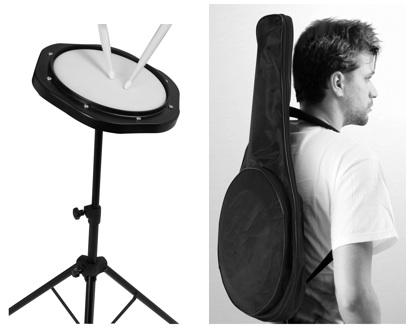 Drumfire Drum Practice Pad
