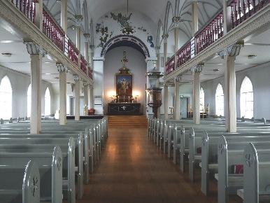 Frkírkjan Church