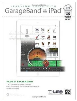 Sampling the Sampler in GarageBand on Your iPad Book Cover