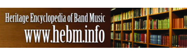 Heritage Encyclopedia of Band Music