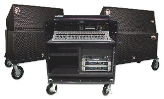 Pro Touring Digital Field PA Systems