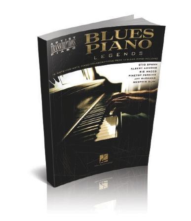 Piano Blues Legends