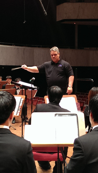 Taiwan rehearsals September 2013