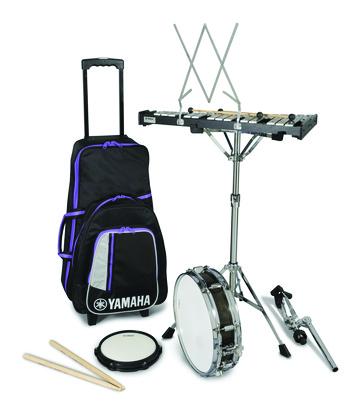 Yamaha SCK-350 Student Percussion Kit