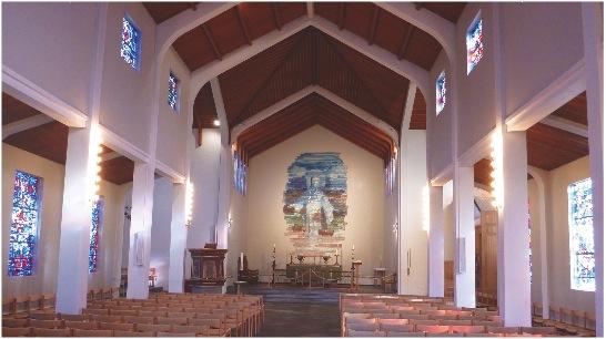 Skálholt Bishopric Church