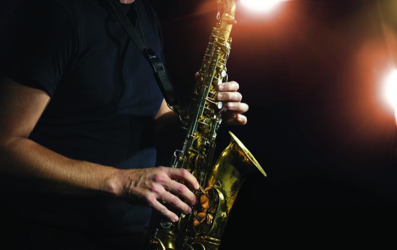 Shutterstock Saxophone