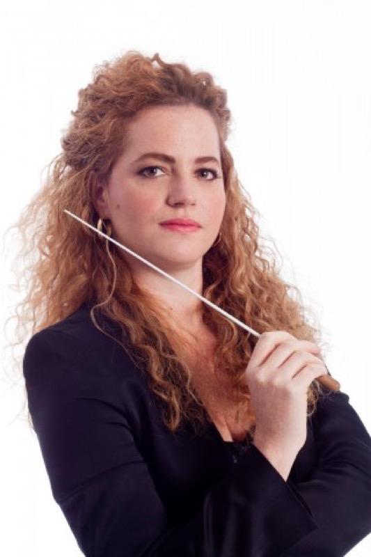 Conductor Speranza Scappucci