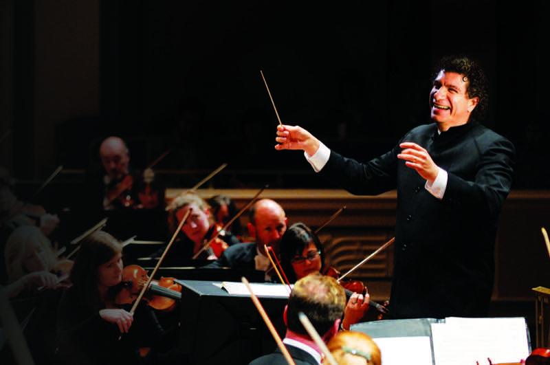 Giancarlo Guerrero with Nashville Symphony