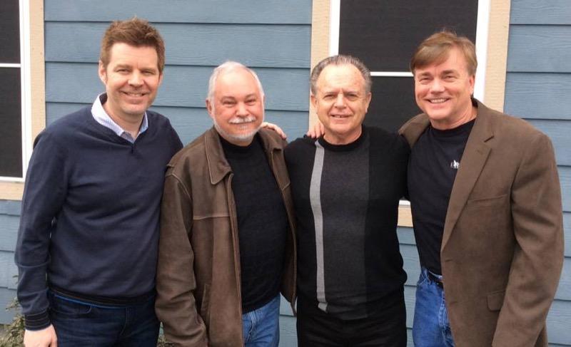 Shawn Schietroma, Chris Brooks, Dr. Robert (Doc) Schietroma & Chris Crockarell