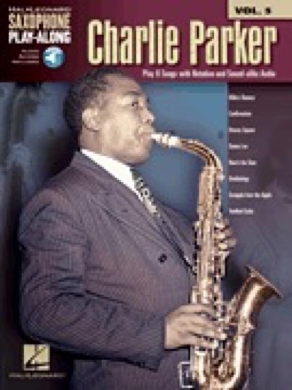 Charlie Parker Hal Leonard