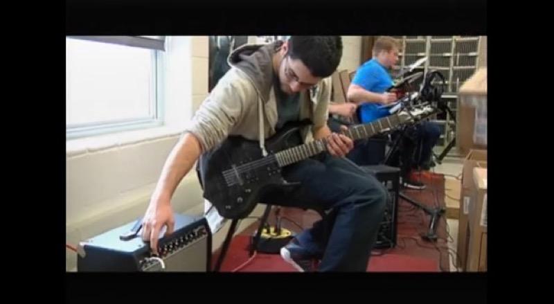 Guitar Center Donation