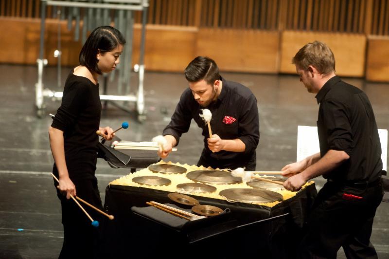 Julliard Percussion Ensemble