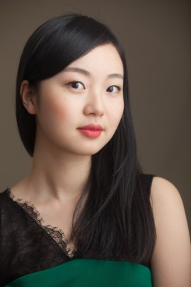 Ying Fang (photo by Arthur Moeller)