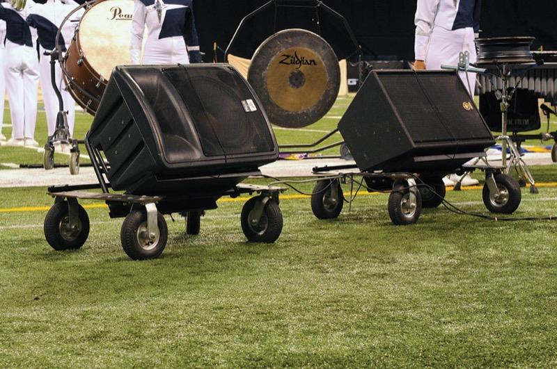 Wenger Speaker Cart