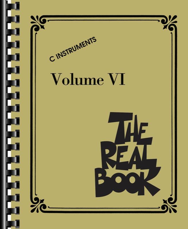 Hal Leonard Realbook Volume Six