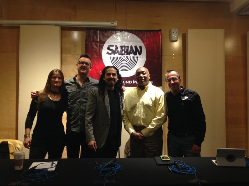 SEN Panel – Meg Thomas, Rich Stitzel, Victor Salazar, Billy Cobham, Joe Bergamini
