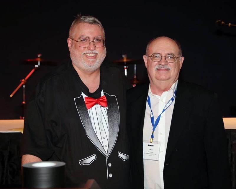 Danny Smolenski wins the Don Eubanks Award