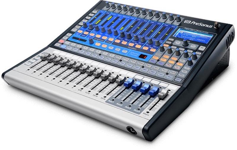 PreSonus Studio Live 16.0.2