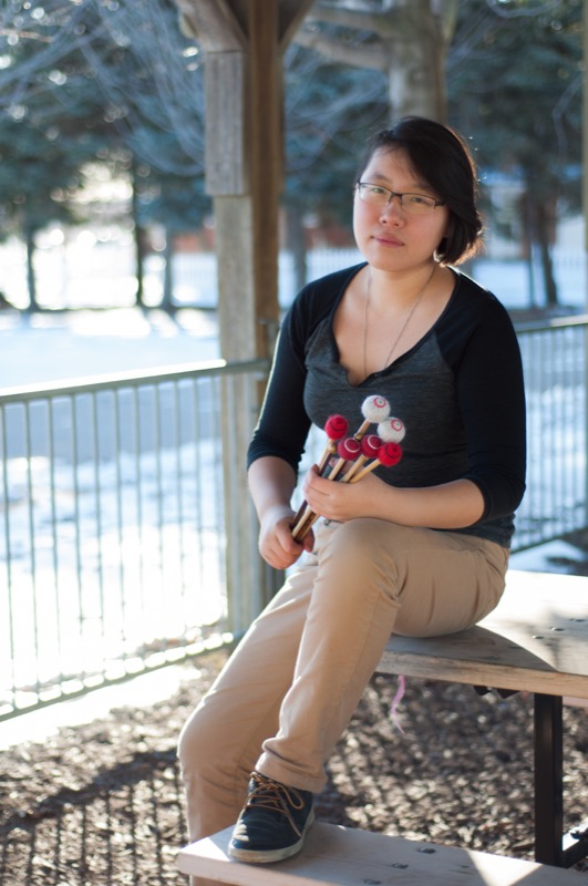 2016 Pasic Scholarship Winner Yang Chen