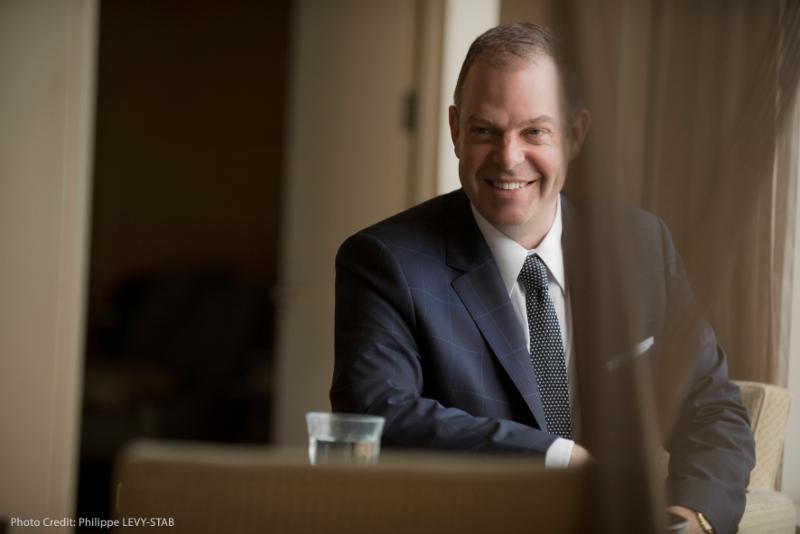 Bill Charlap (photo by Philippe Levy)