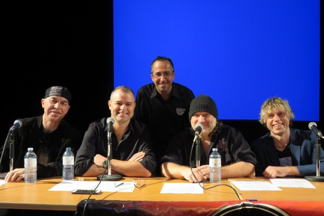 Paul Delong, Mark Kelso, Joe-Bergamini, Rick Gratton, Jeff Salem