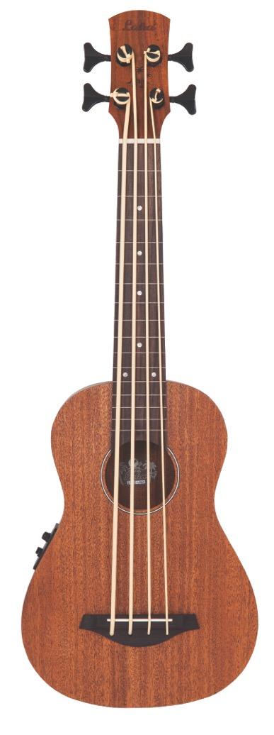 Laka Mahogany Bass Uke VUB60EA