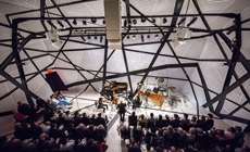 The New York Philharmonic's CONTACT! series at National Sawdust  Photo: Chris Lee