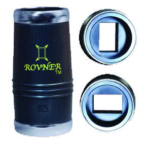 Rovner Rectangular Bore Clarinet Barrel